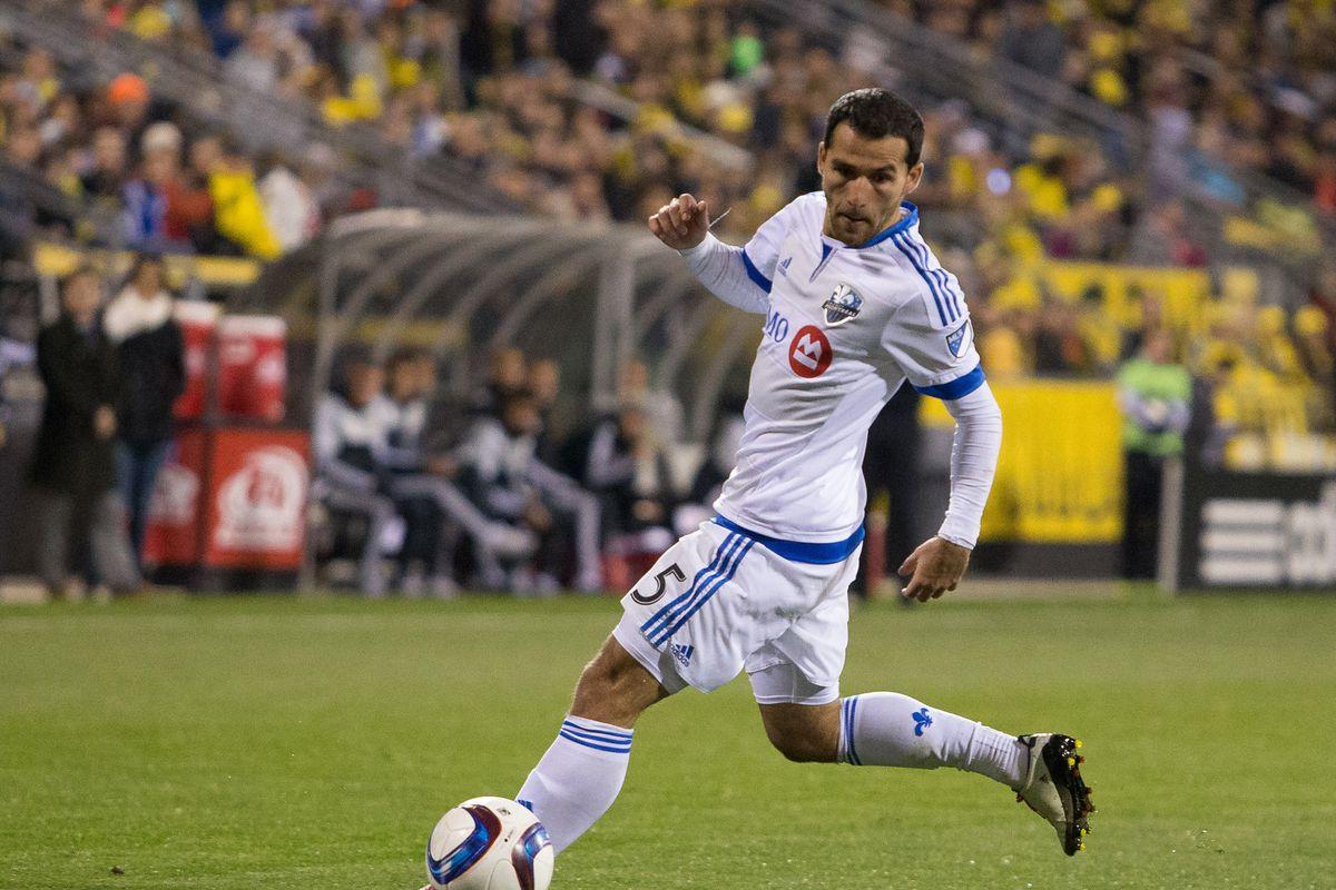 MLS: Playoffs-Montreal at Columbus Crew SC