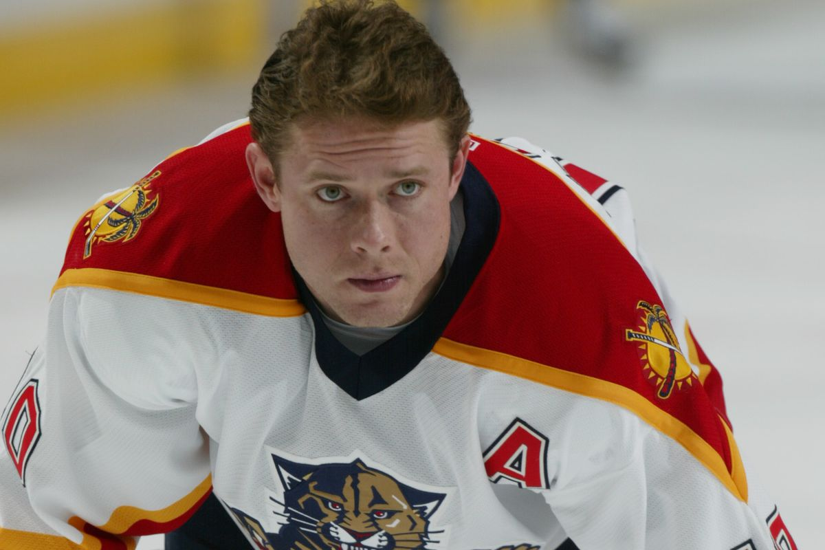 Yes, he did play for the Florida Panthers.