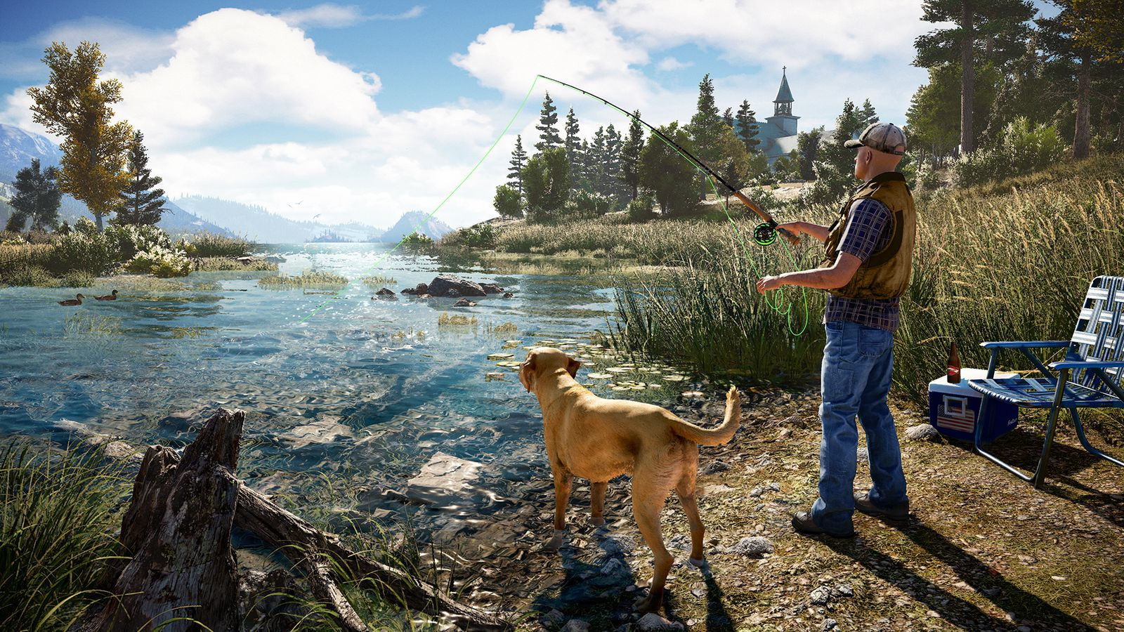 Far Cry 5 S Campaign Is Playable Entirely In Co Op Update Polygon