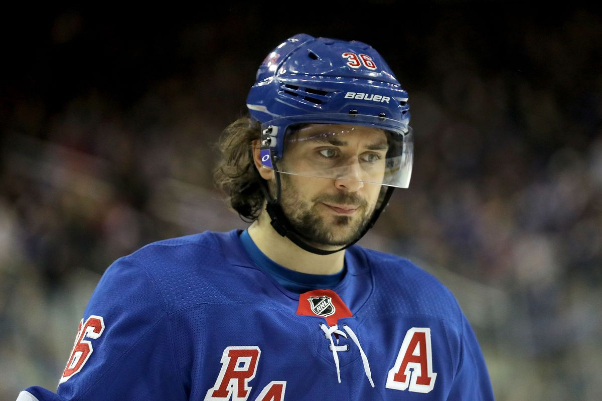 Mats Zuccarello  What is the New York Rangers Winger s Trade Value ... d273ec964