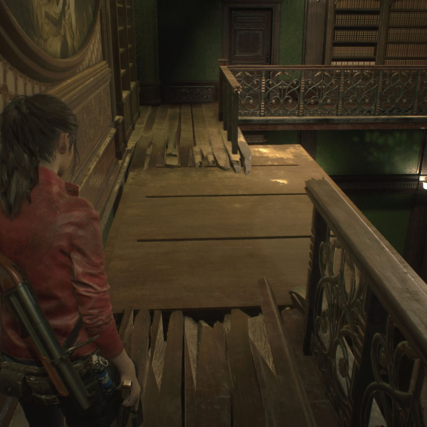 Resident Evil 2 Remake Claire Power Panel Part 2 Walkthrough Polygon