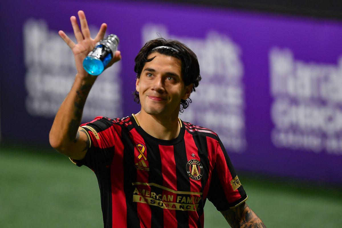 SOCCER: SEP 23 MLS - FC Dallas at Atlanta United FC