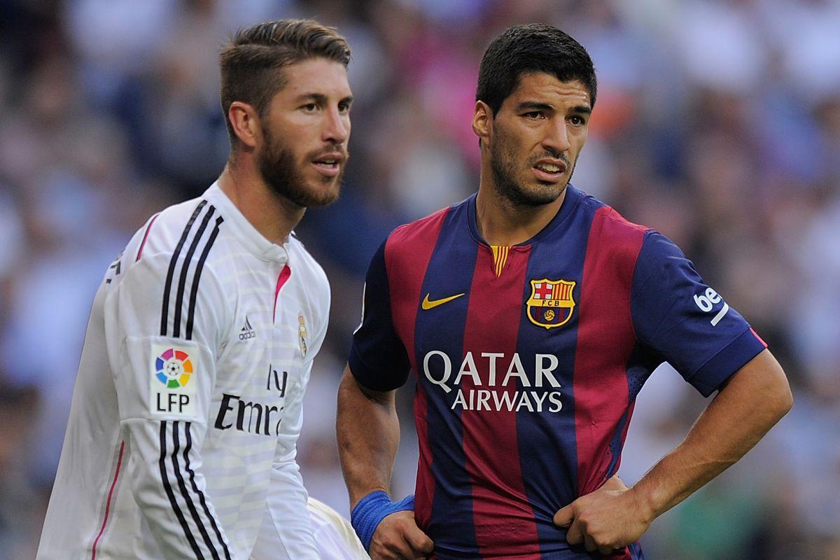 Real Madrid Vs Getafe La Liga 2013 Brilliant Second: Sergio Ramos Wins La Liga's Best Defender Award