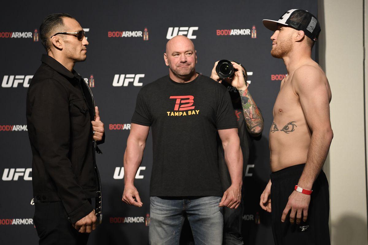UFC 249 Results: Ferguson vs. Gaethje - MMA Fighting