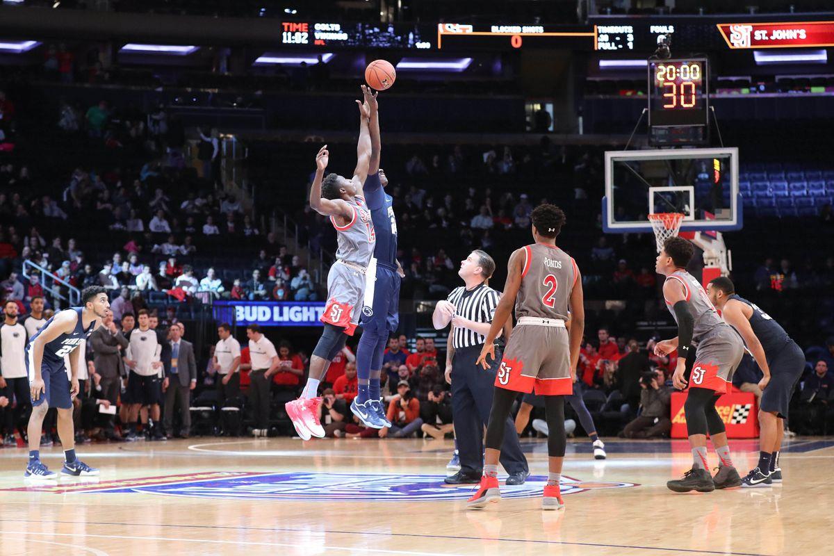 NCAA Basketball: Penn State at St. John