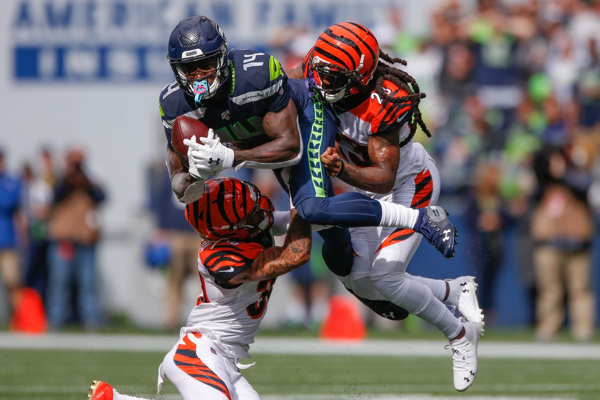 Seattle Seahawks All-22 Review: DK Metcalf shines vs Bengals