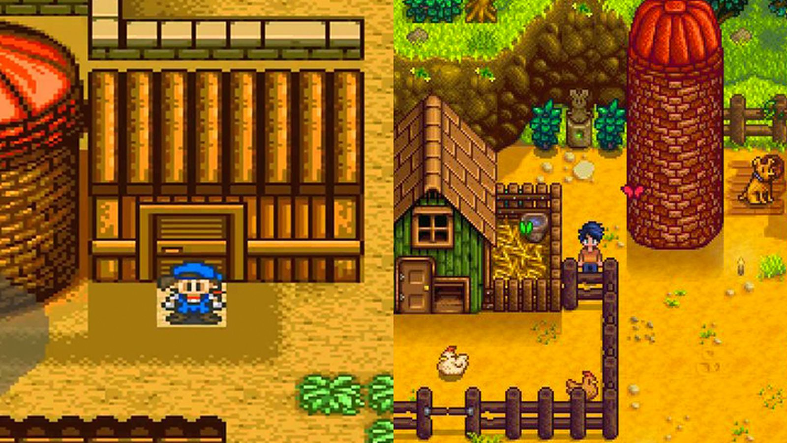 Stardew Valley, Harvest Moon, And How Wholesome Games -9187