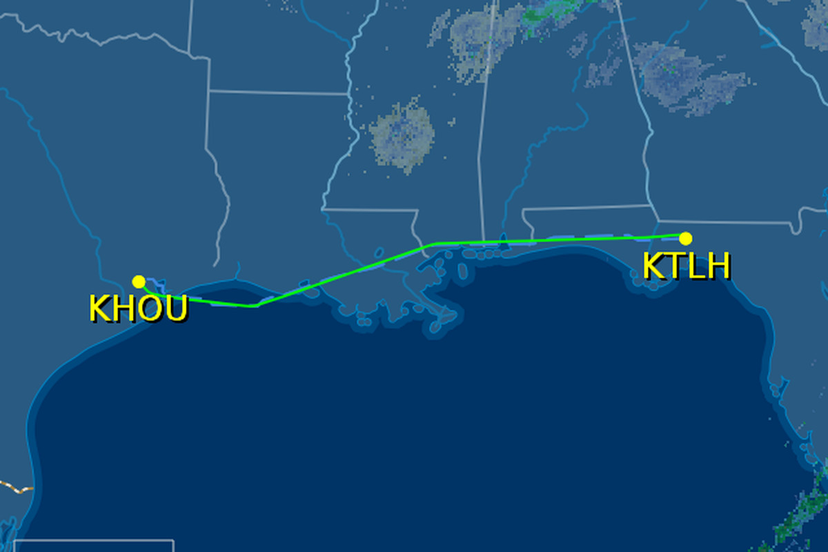 Vox Eclipse Map.Plane Tied To Fsu S Taggart In Houston Noles Recruiting Or Hiring