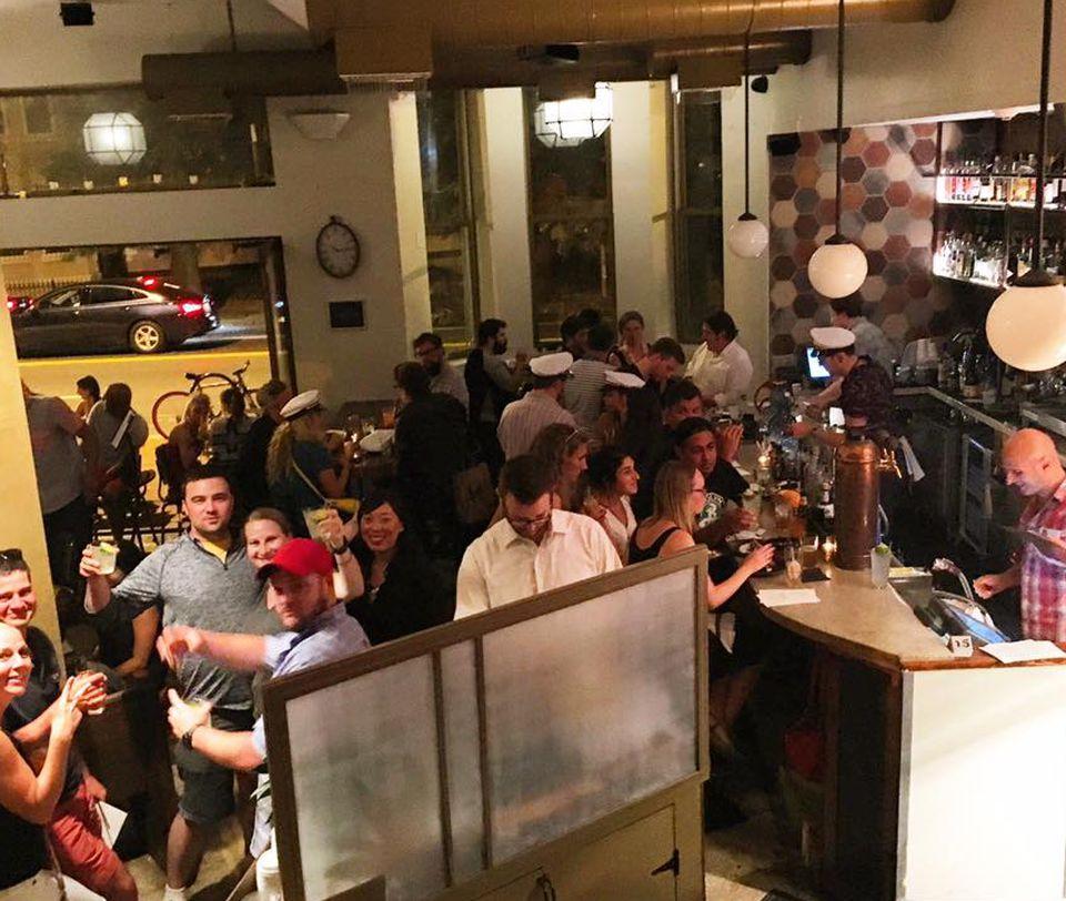 The Royal DC bar