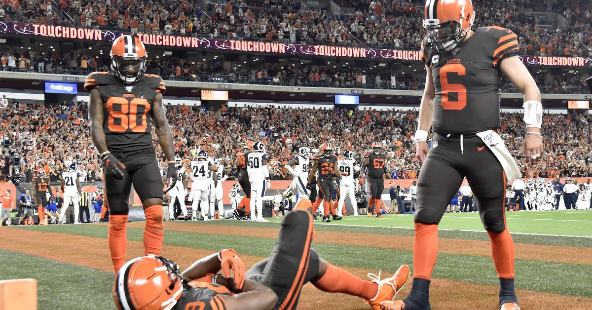 Rams vs. Browns Final Score: Cleveland falls 20-13 after offense struggles again