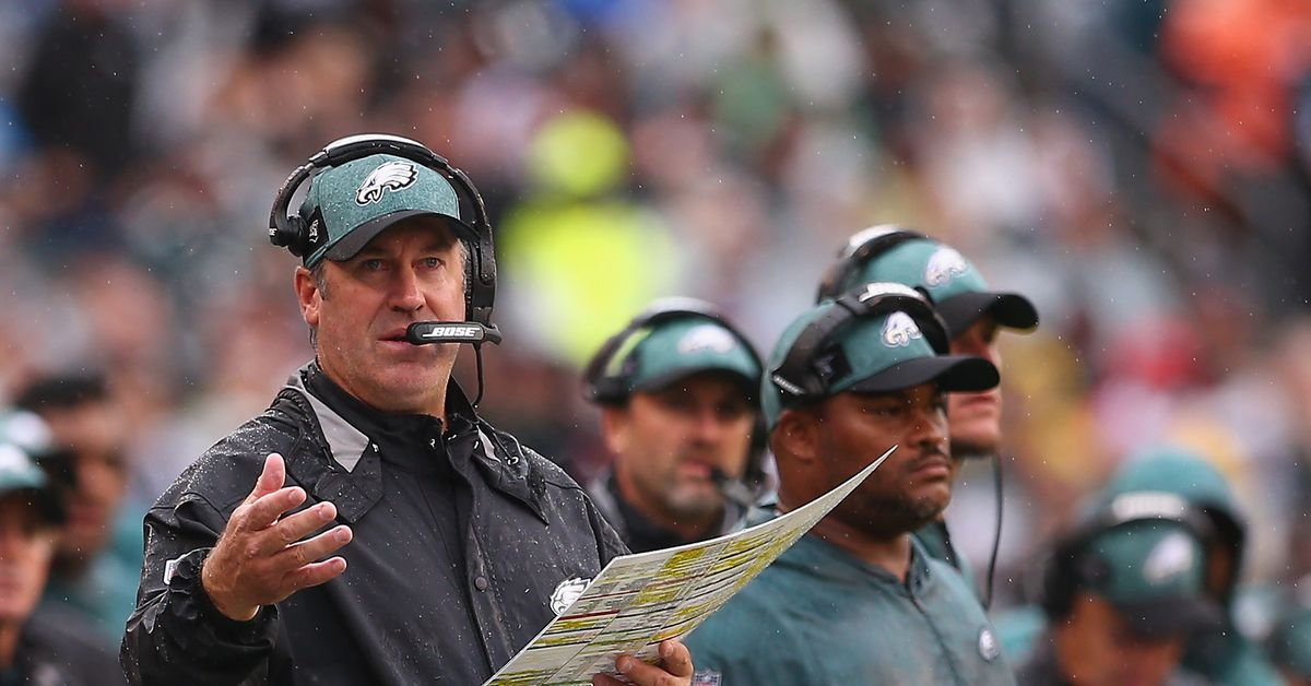 Doug Pederson has brought fearlessness to the NFL