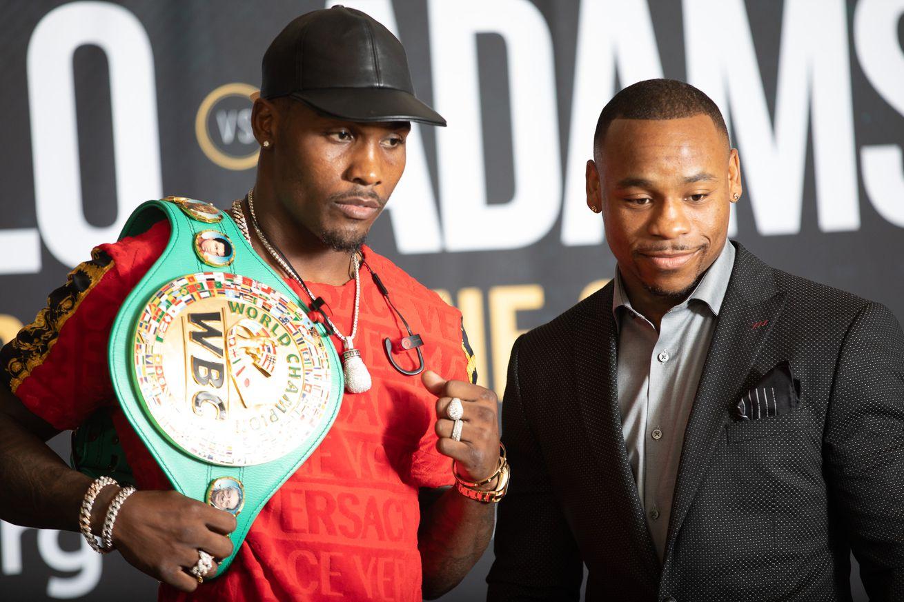 CharloAdams 9428.0 - Charlo, Adams announce June 29 fight in Houston