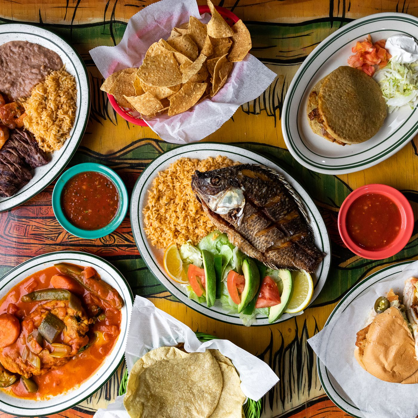 Almost Famous Chimichangas detroit mexican restaurant taqueria mi pueblo started in a