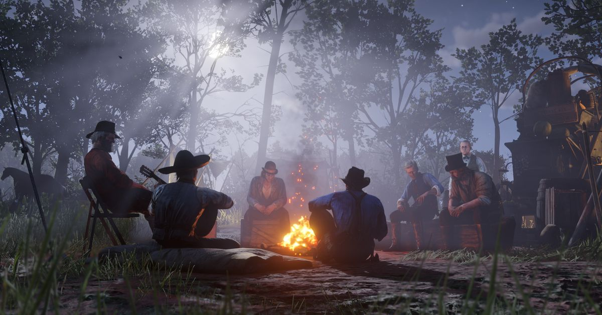 While you play Red Dead Redemption 2, make time to read this book