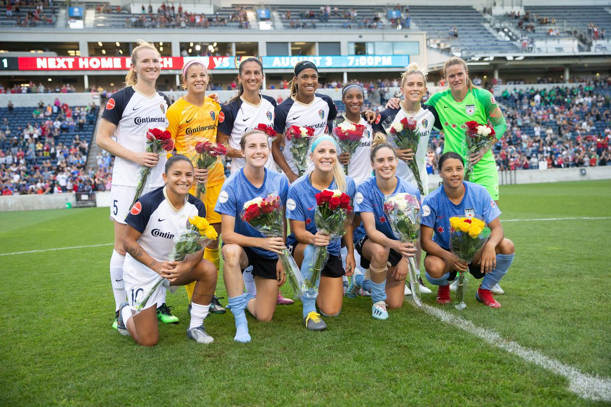 Red Stars' 'Welcome Back Game' shows the movement women's soccer has started isn't going anywhere
