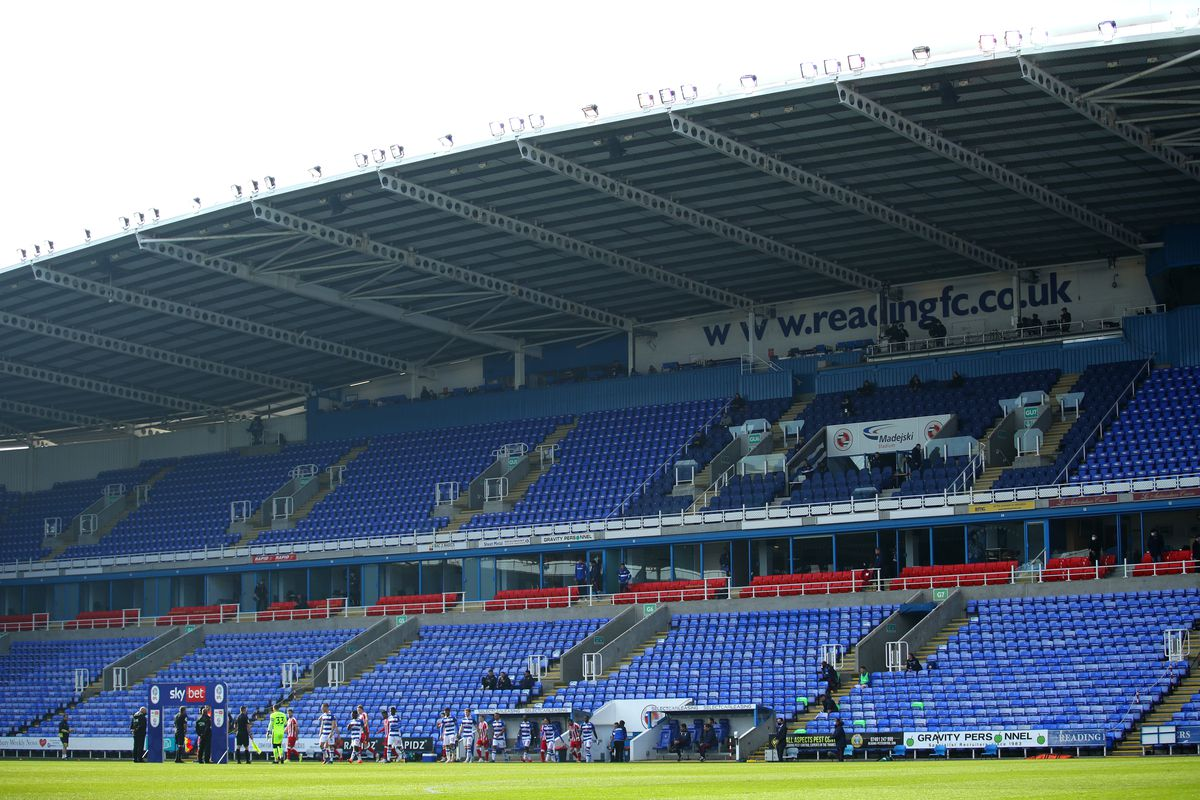 Reading v Stoke City - Sky Bet Championship