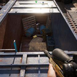 Far Cry 5 Copperhead rail yard silver bars