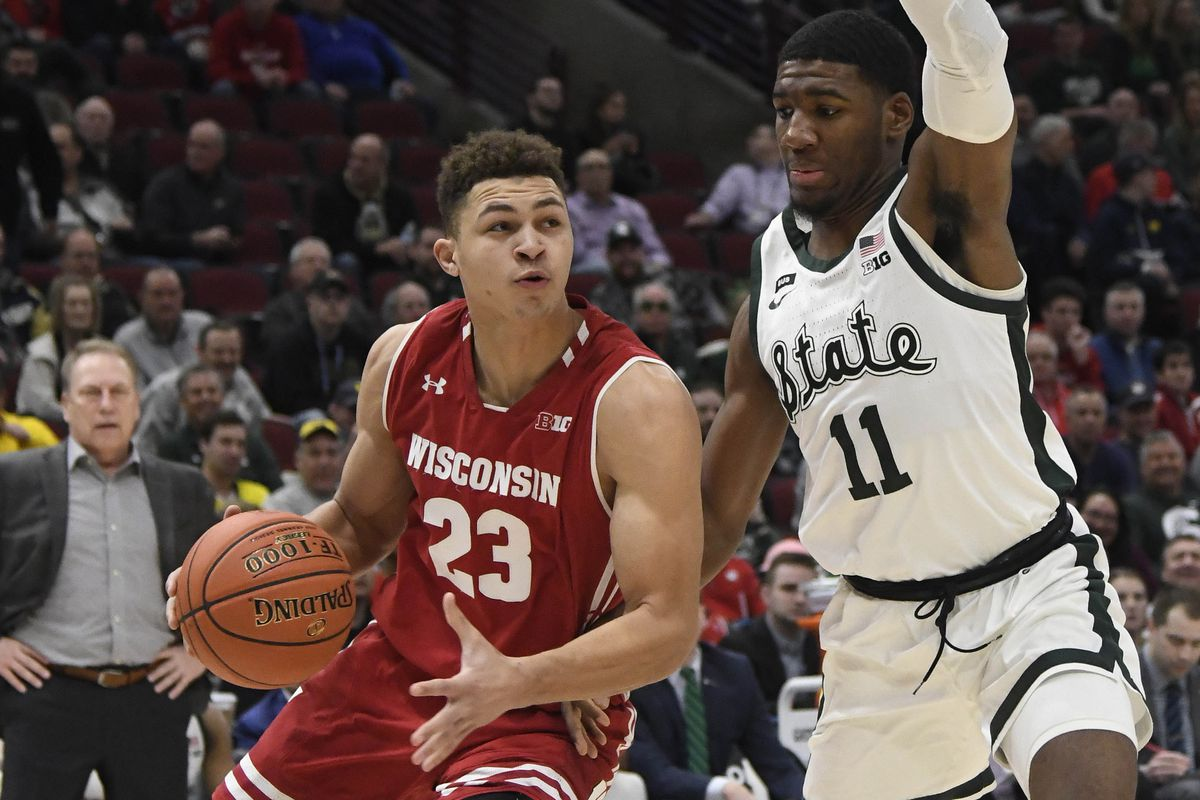 Wisconsin Badgers Basketball At Michigan State How To Watch