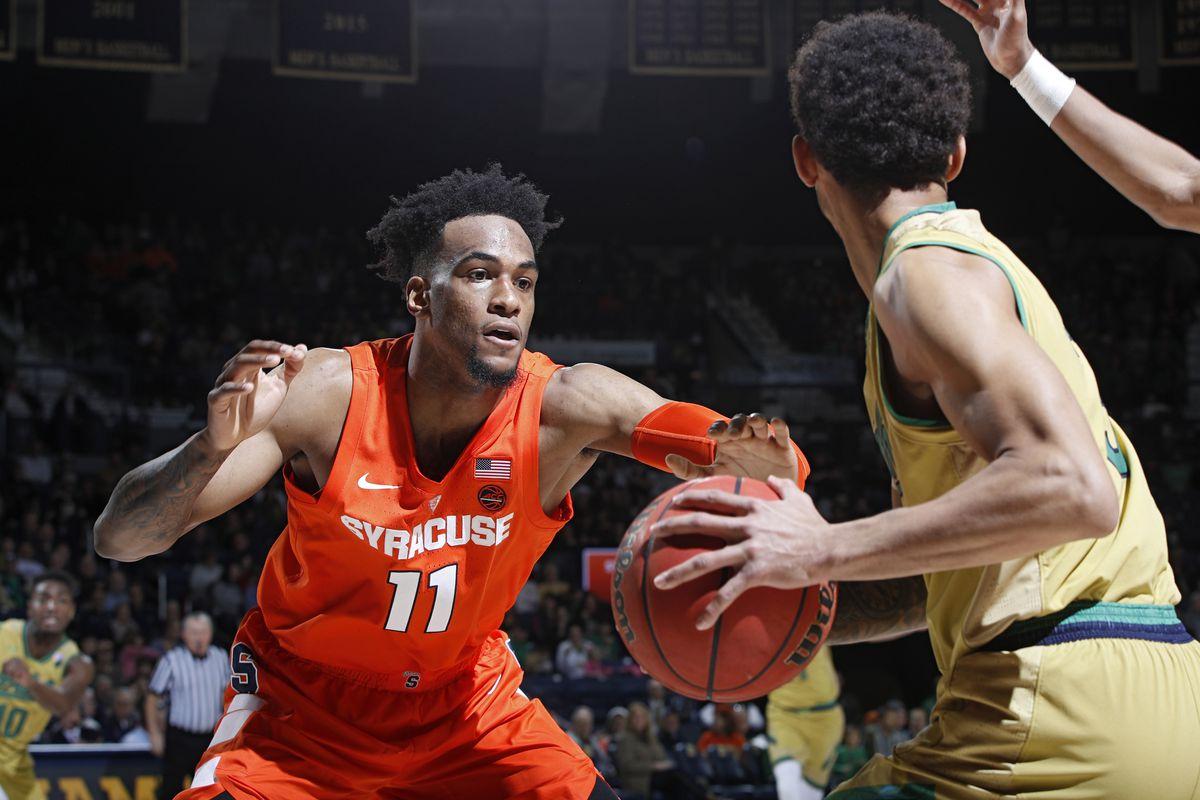 Szuba Video Recap Of Syracuse Basketball S Win At Notre Dame Troy