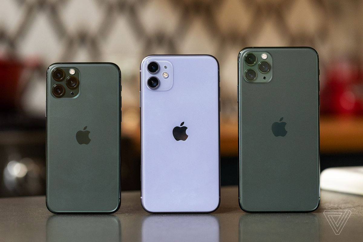 iPhone 11 XS, XR and XS-Max