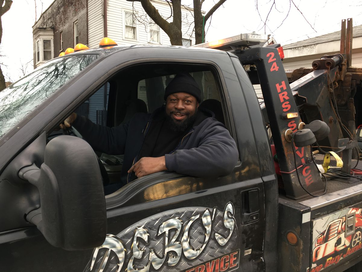 Anthony Brown, owner of Debo's Towing, said he's noticed a correlation between warm weather and violence on Chicago streets during his years driving a tow truck in some of the city's most troubled neighborhoods. The Englewood native expects to see a conti
