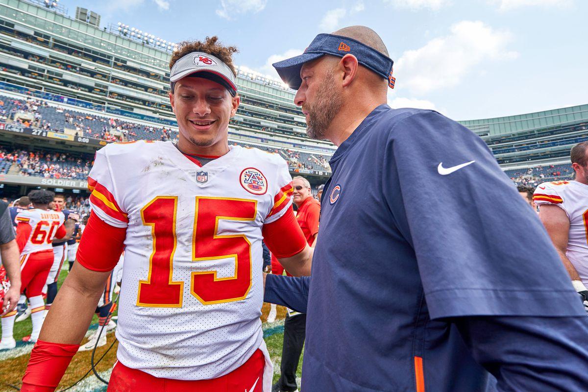 NFL: AUG 25 Preseason - Chiefs at Bears