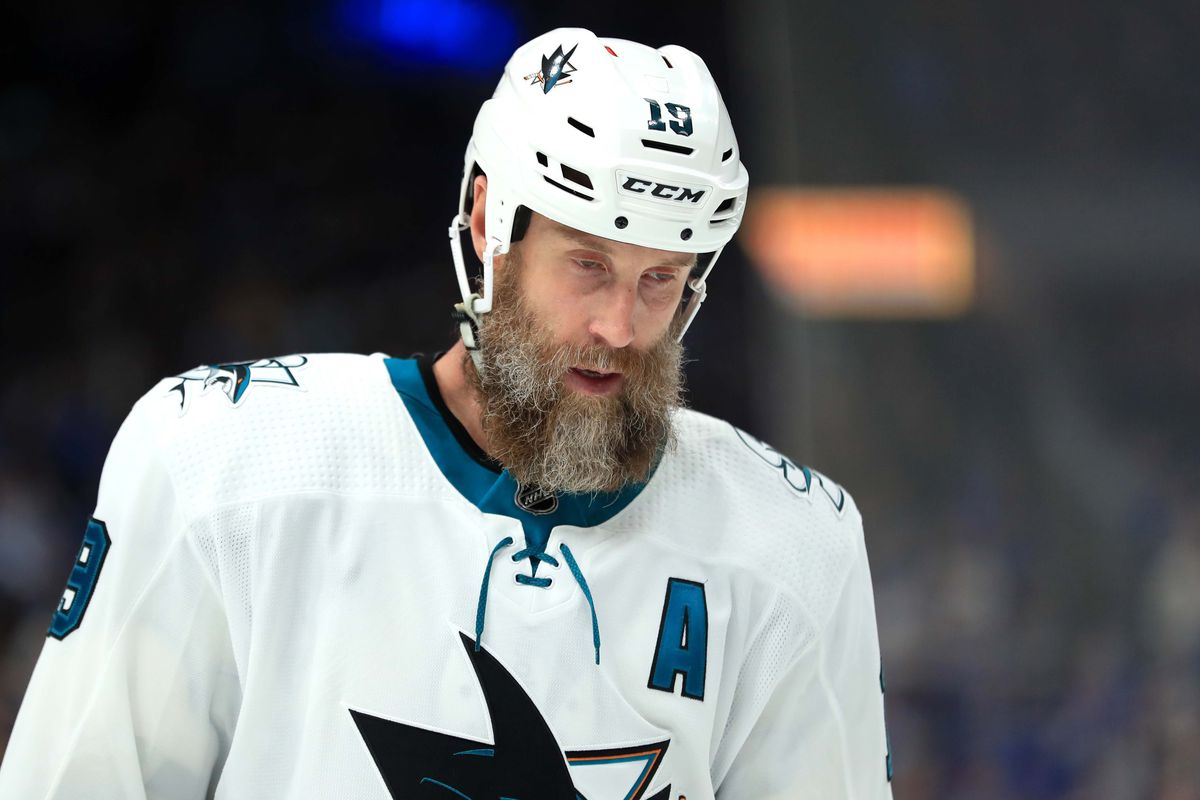 2018 19 San Jose Sharks Season Review Joe Thornton Has Still Got It