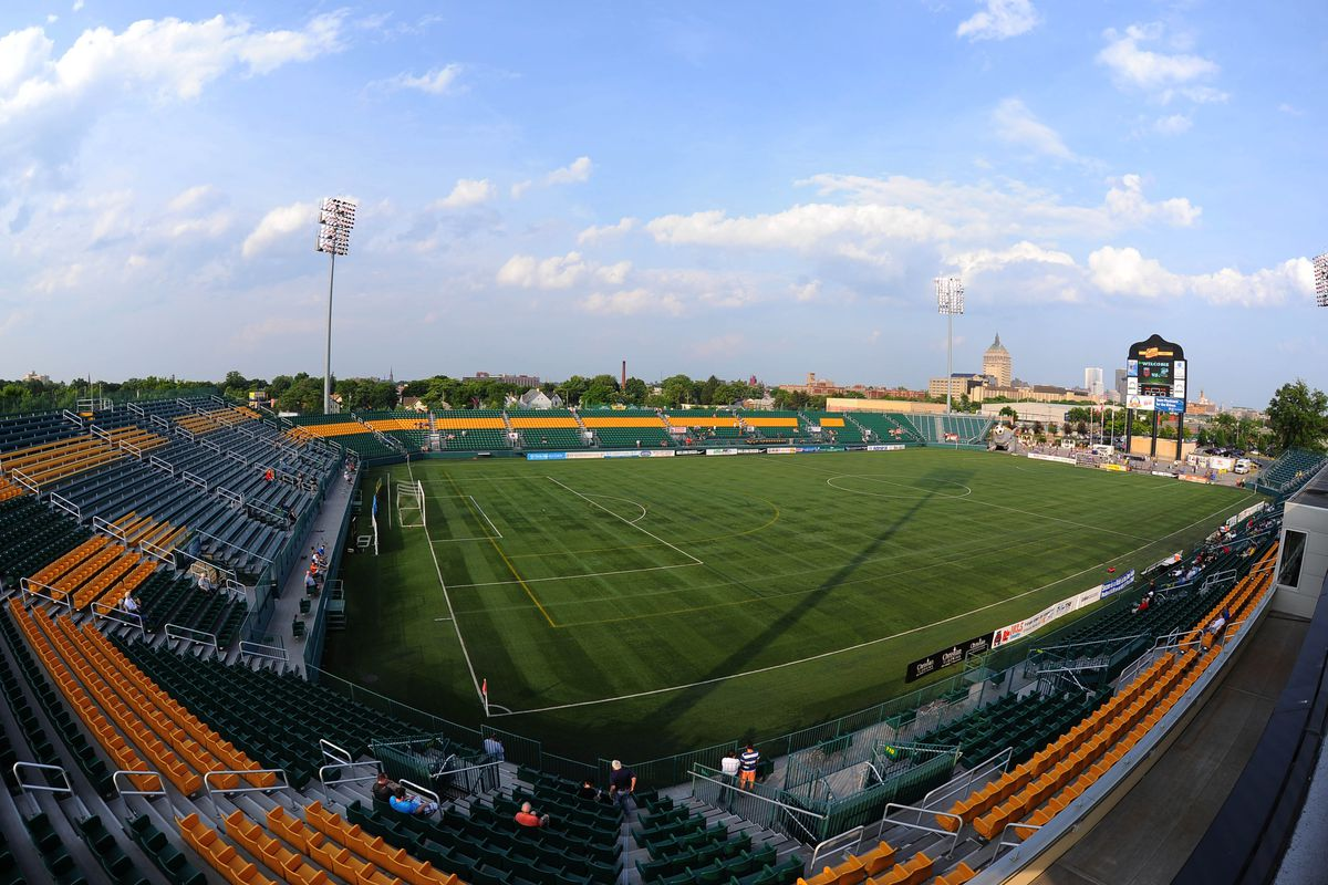 Maintenance of Sahlen's Stadium and taxes owed on the venue created conflict between the city of Rochester and Rob Clark.