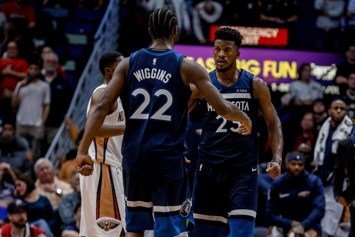 aaf75a0e9 Jimmy Butler s best quality for the Timberwolves  His ability to blend in