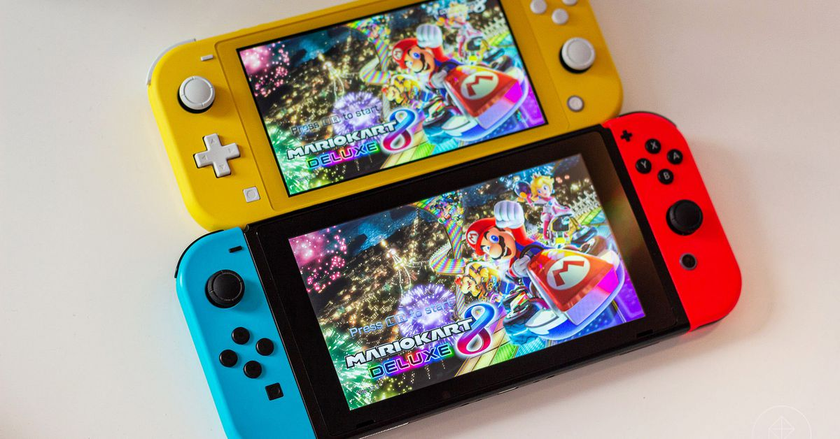 Nintendo Switch vs. Switch Lite: What's the right system for you?