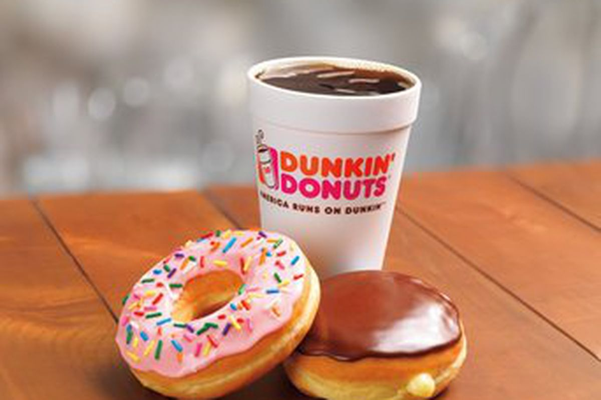 dunkin donut I love everything dunkin donuts and this coffee is no exception the k-cups are excellent as well if you like a medium roast that reminds you of the old diner type coffee that we all know & most of us love, this is for you.