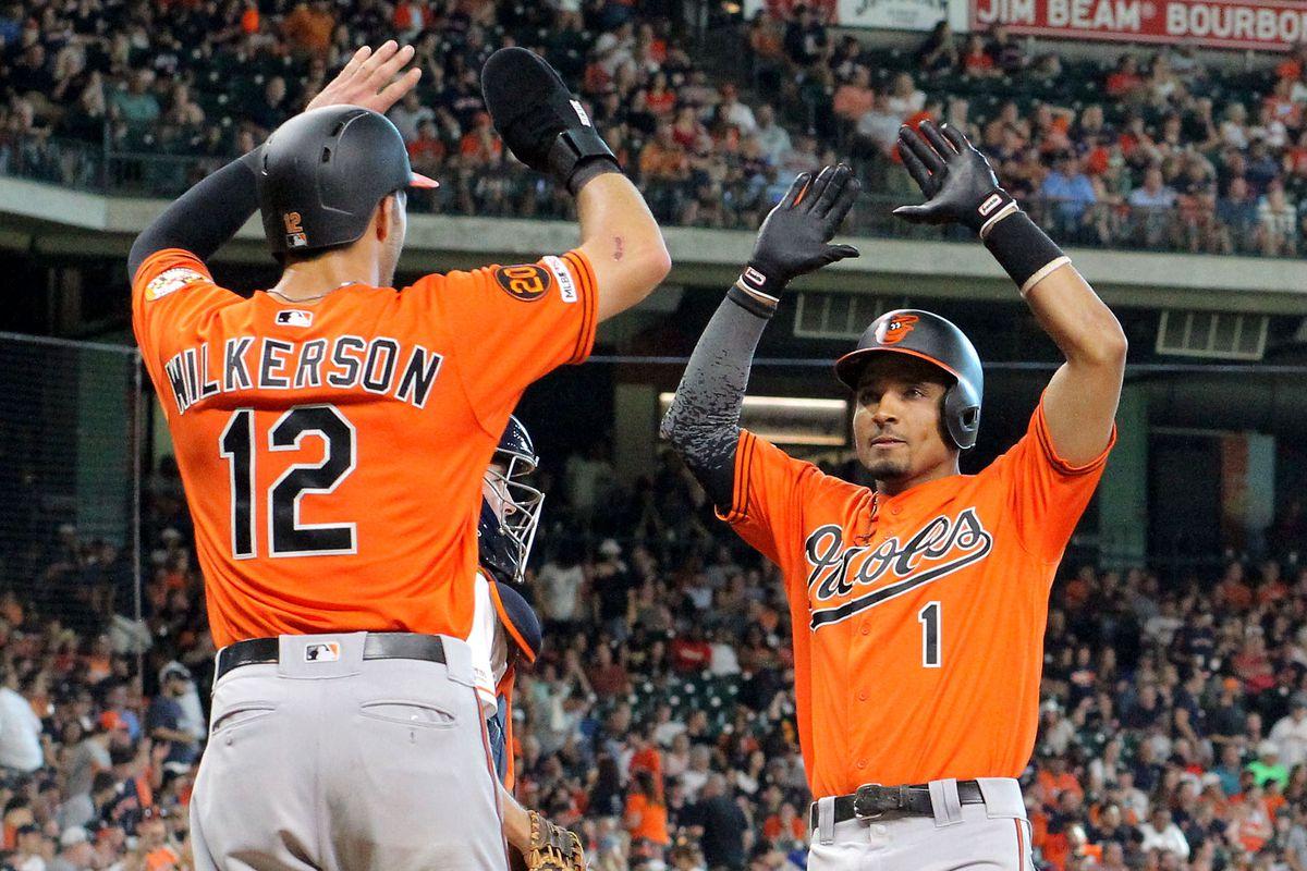 MLB: Baltimore Orioles at Houston Astros