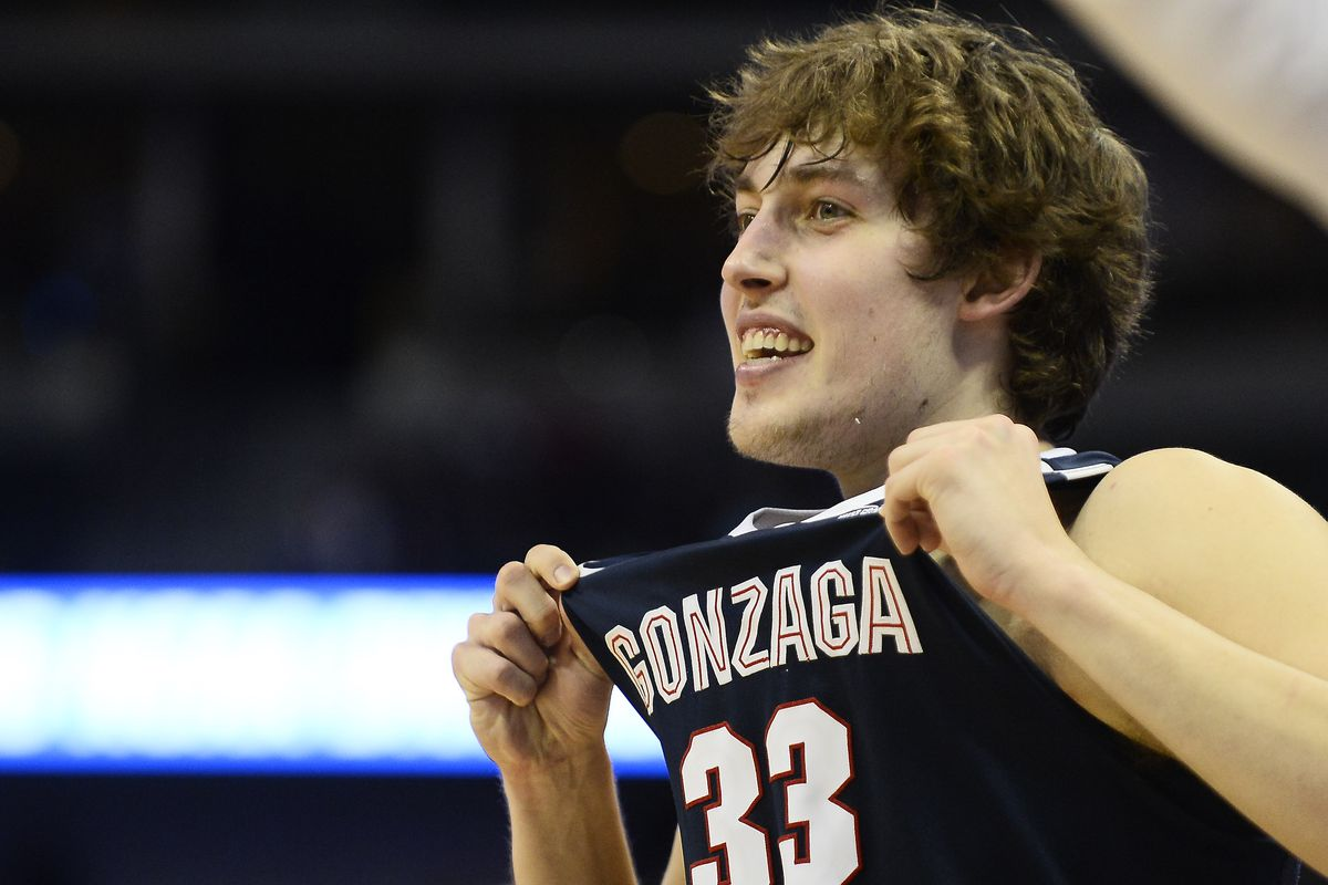 Gonzaga, and Portland native Kyle Wiltjer, are still dancing!