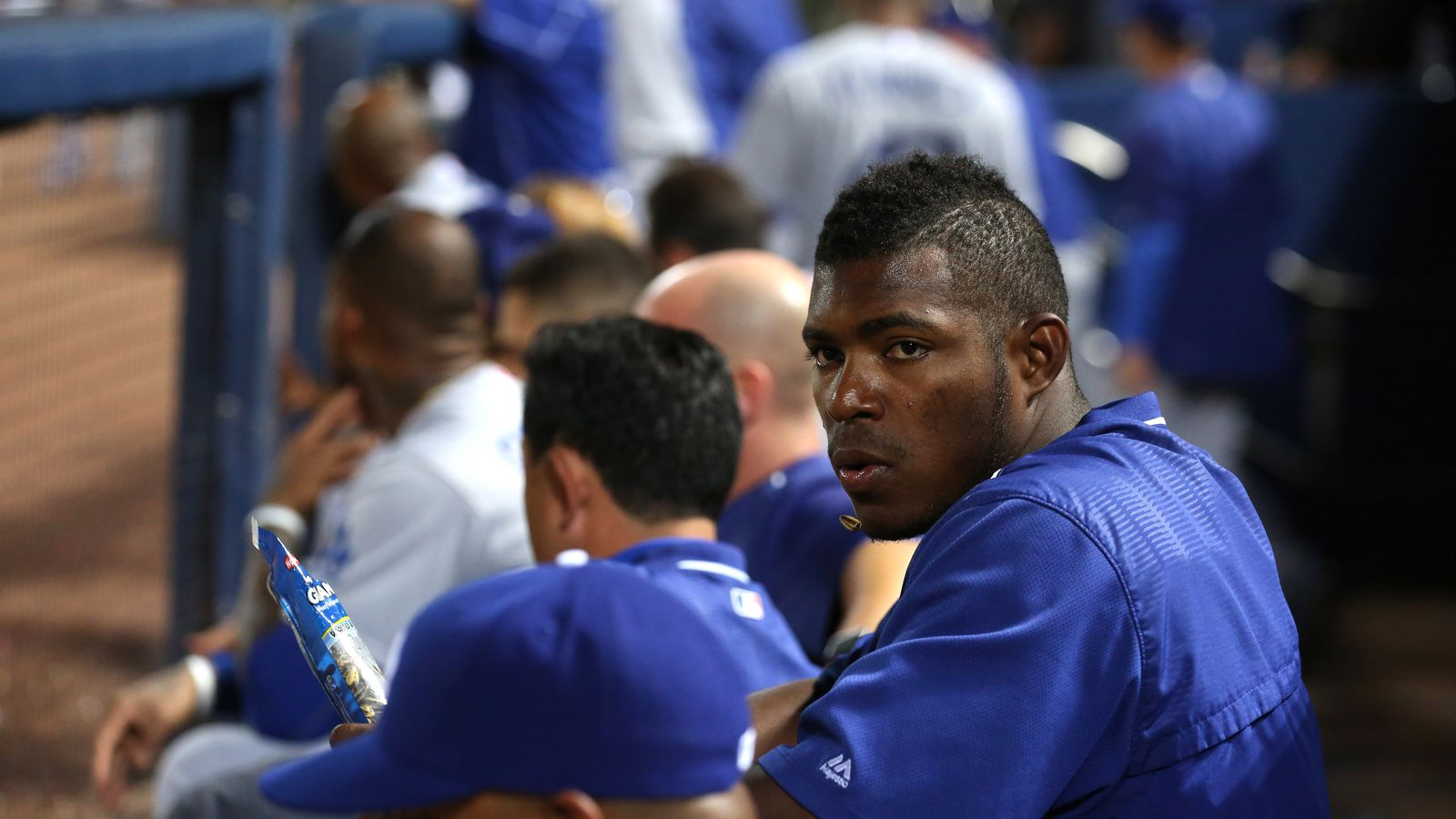 A guess at the Dodgers' NLDS roster