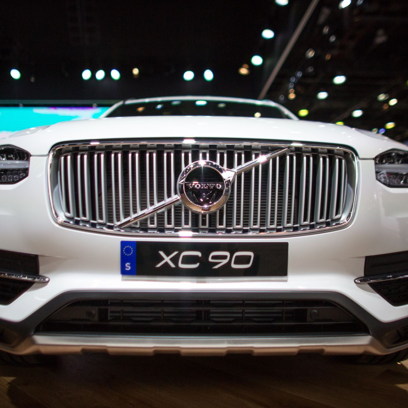 Uber Is Ing Up To 24 000 Volvo Xc90 Suvs Form A Fleet Of Driverless Cars