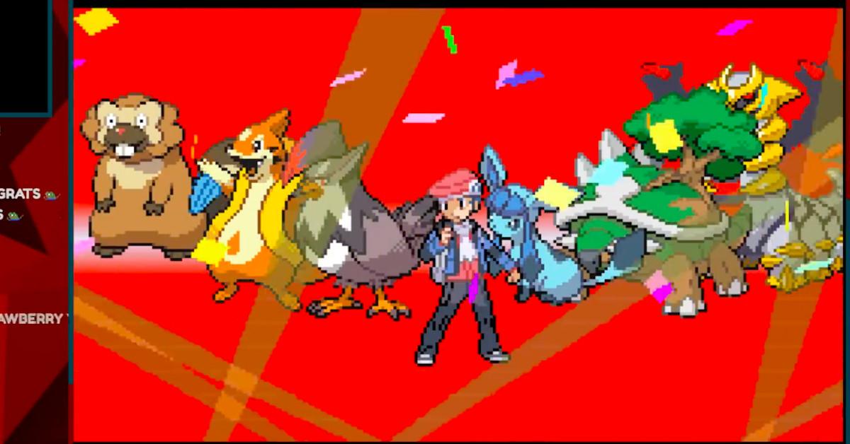 Fan beats Pokémon game without taking any damage thumbnail