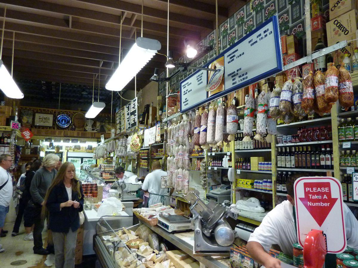 Molinari's Delicatessen