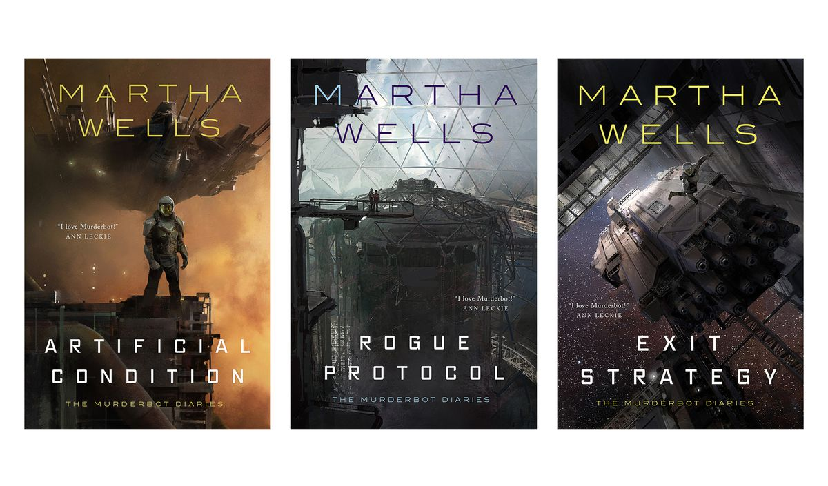 Our favorite science fiction and fantasy books of 2018 - The