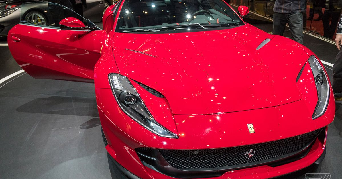 Ferrari will make an electric supercar (and an SUV)