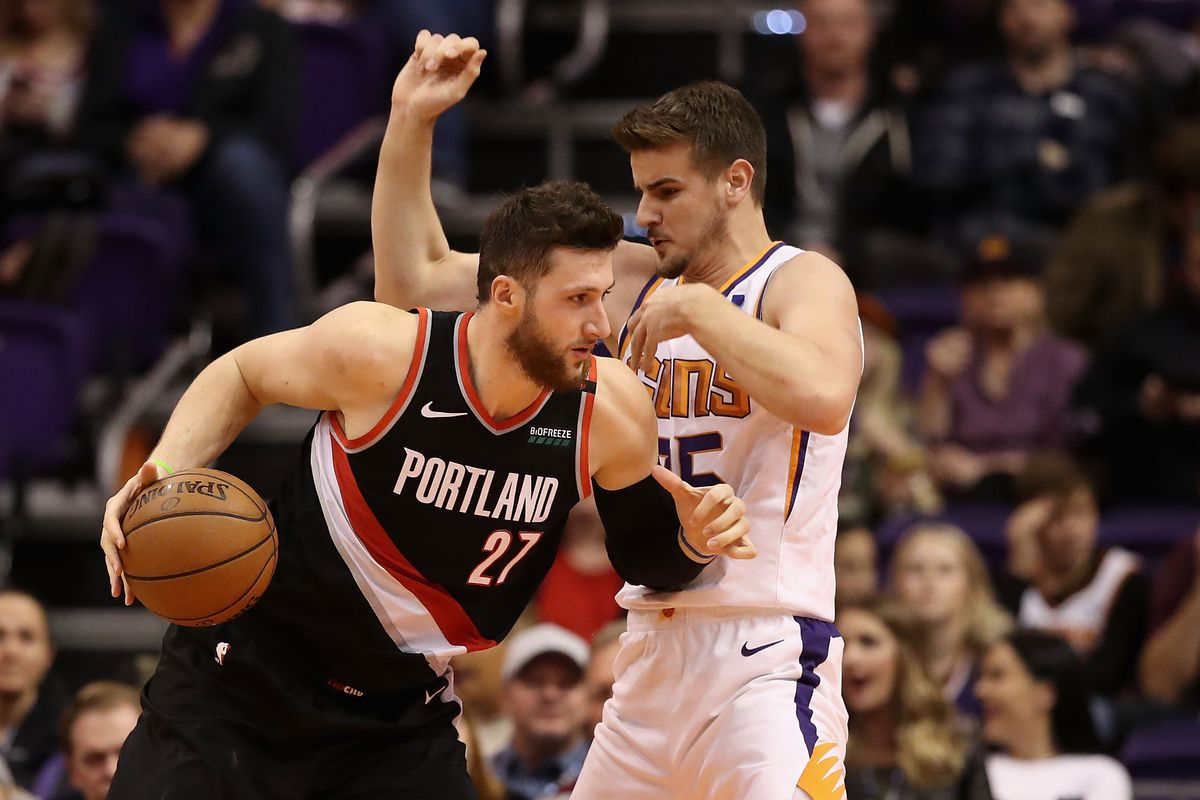 Jusuf Nurkic Ranks 15th in HoopsHype s Top 25 NBA Players Under 25 ... 65b840d80