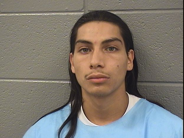 Man charged with sexually assaulting cellmate at Cook County