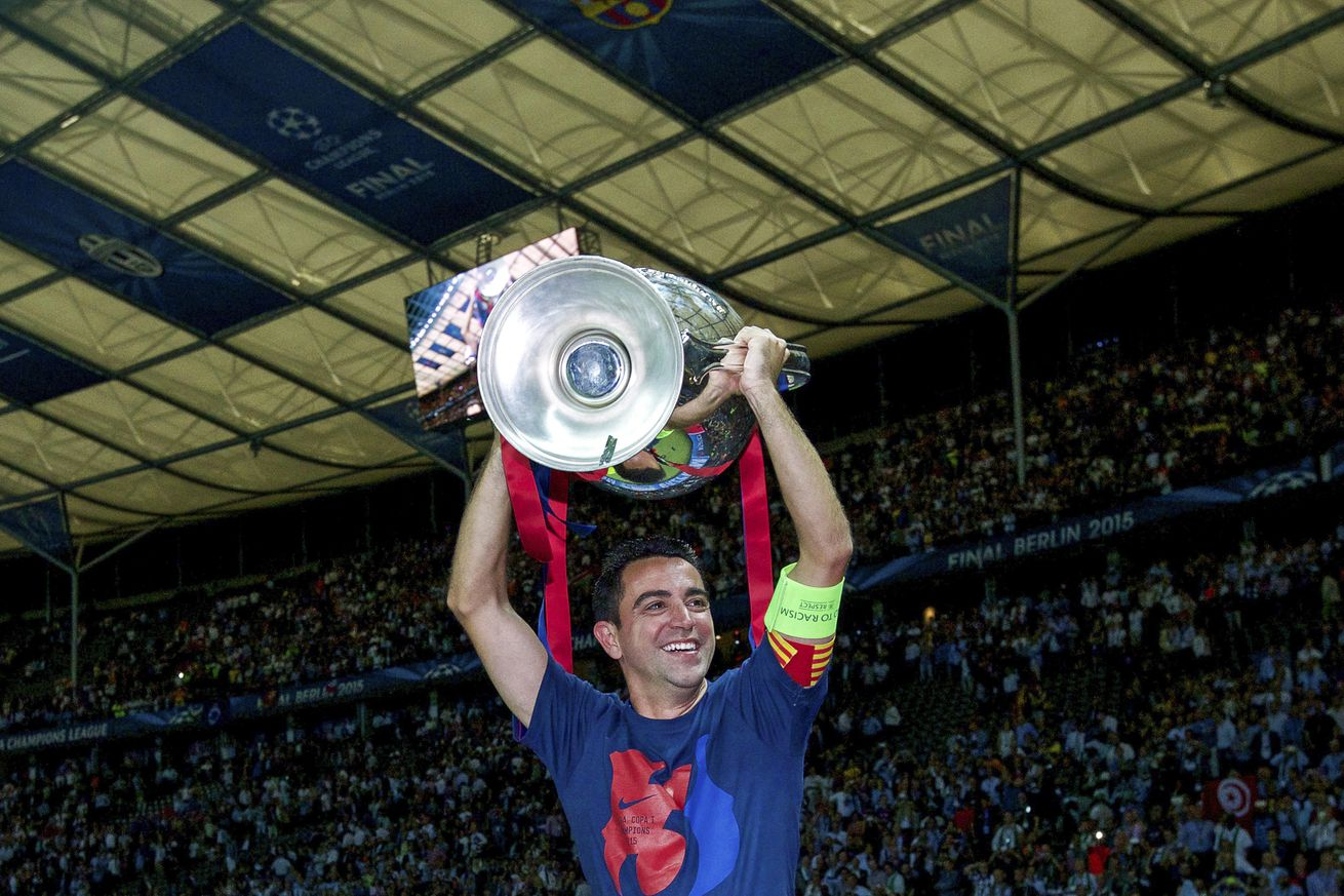 Rivaldo highlights the pressure Xavi would face as Barca boss