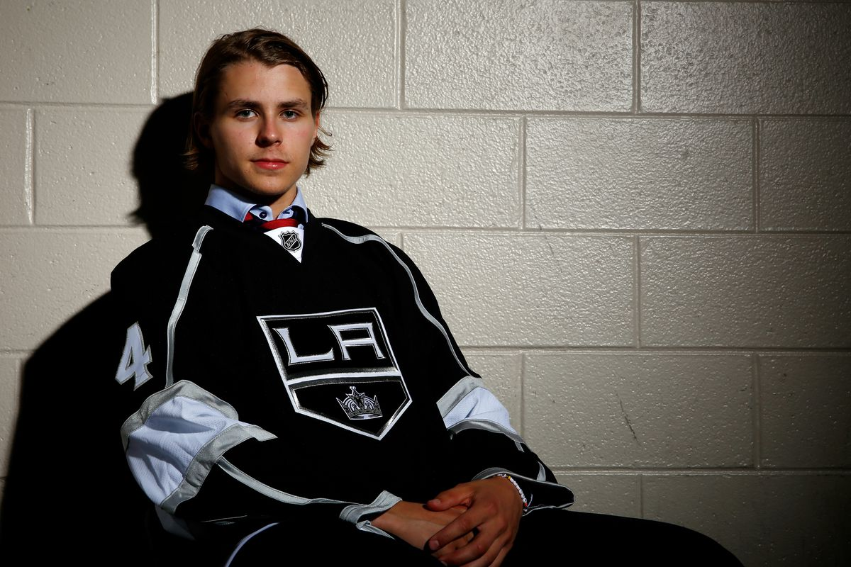 Keeping Up With The Kids Manchester Monarchs And Adrian Kempe