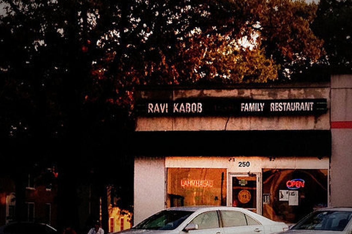 Ravi Kabob House, Arlington, VA