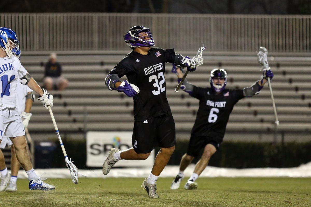 High Point Lacrosse >> College Crosse 2019 Men S Lacrosse Year In Review 18 High
