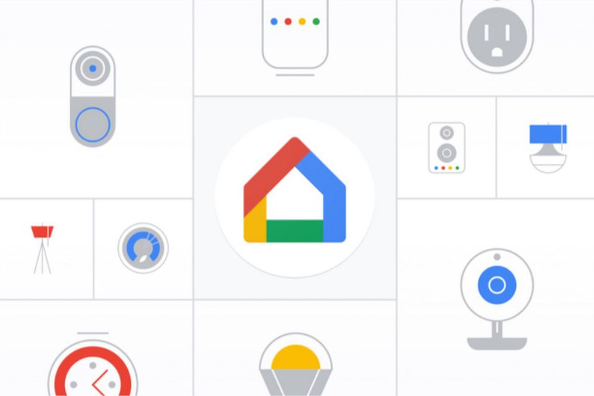Google Home Akıllı Ev Sistem Yönetimi