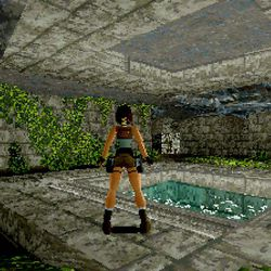 """Tomb Raider is one of the games on display at the Smithsonian American Art Museum's """"The Art of Video Games."""" (MCT)"""