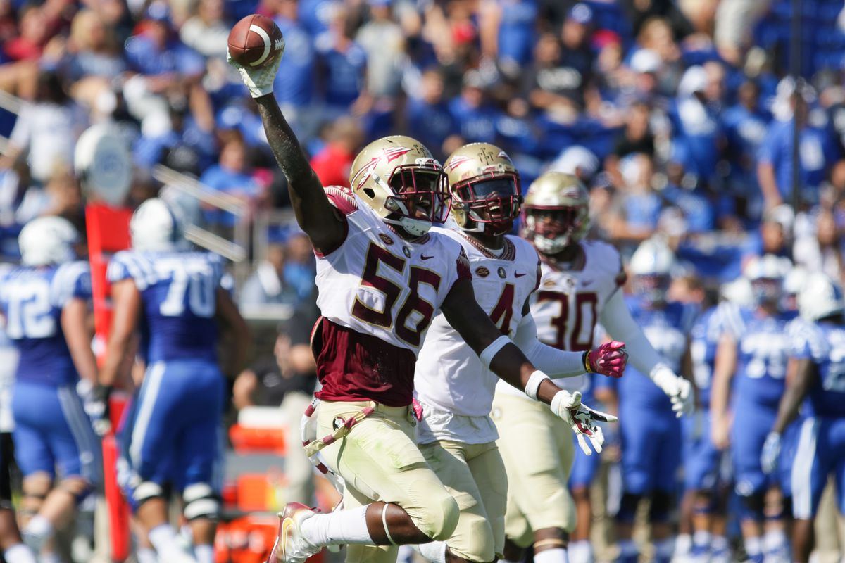 COLLEGE FOOTBALL: OCT 14 Florida State at Duke