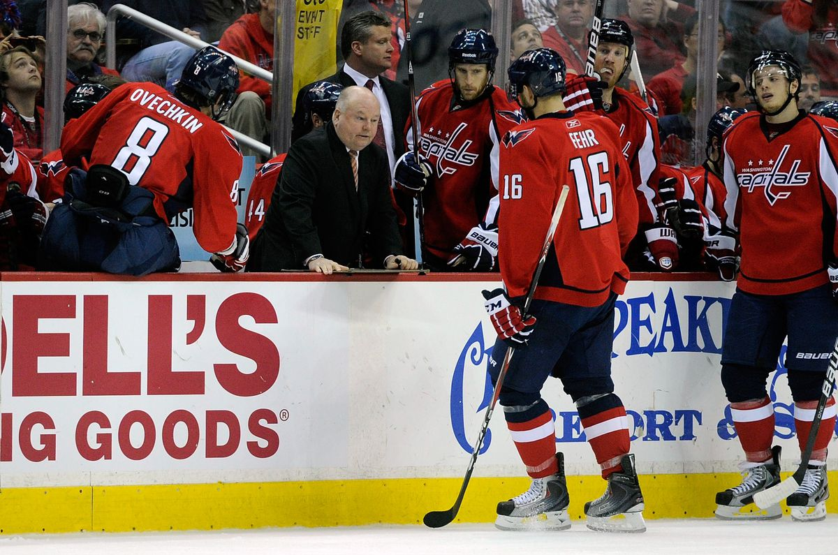 8f88749a644 A history of Capitals playoffs failures in the Alex Ovechkin era ...