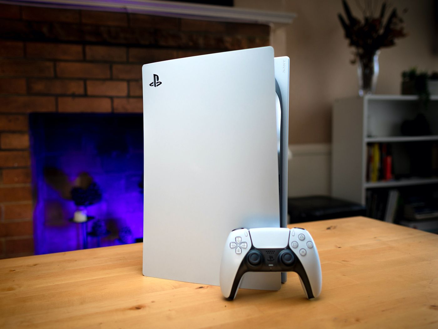 Ps5 In Photos Our First Look At Sony S Next Gen Console The Verge